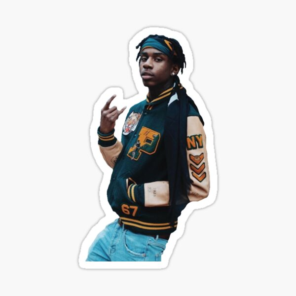 Polo G City Aesthetic Sticker