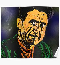 GEORGE ORWELL-2 Poster