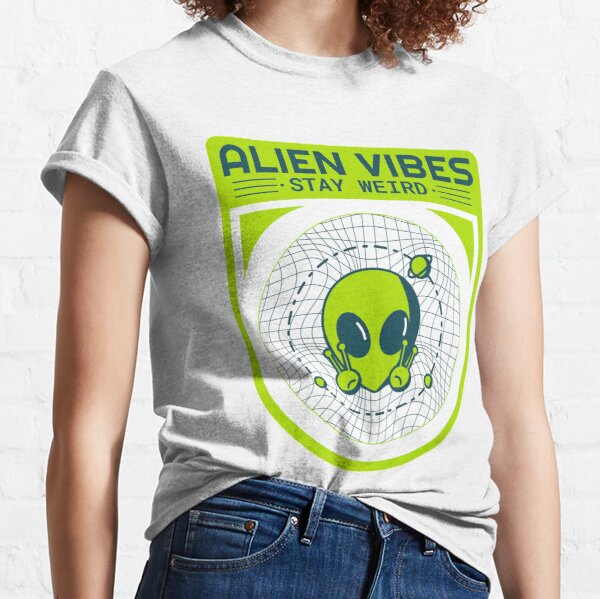 Alien Vibes Classic T-Shirt