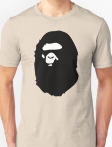 Bape Black Unisex T-Shirt
