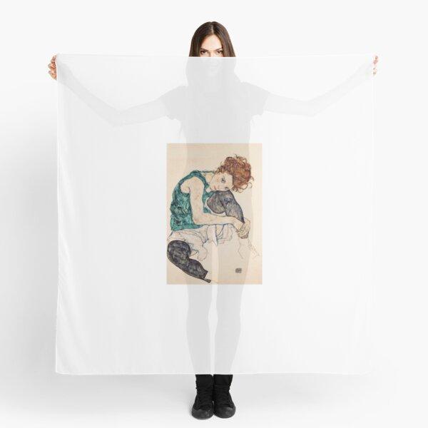 Egon Schiele. Pañuelo