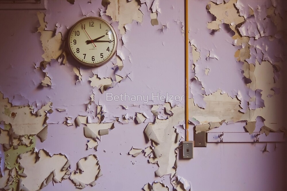 The Purple Room by Bethany Helzer