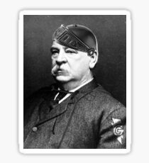 Super Grover Cleveland Sticker