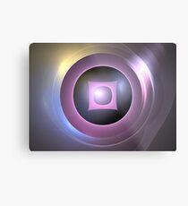 Cosmic Lens Metal Print