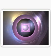 Cosmic Lens Sticker
