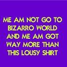 Bizarro Tourist by Expalphalog