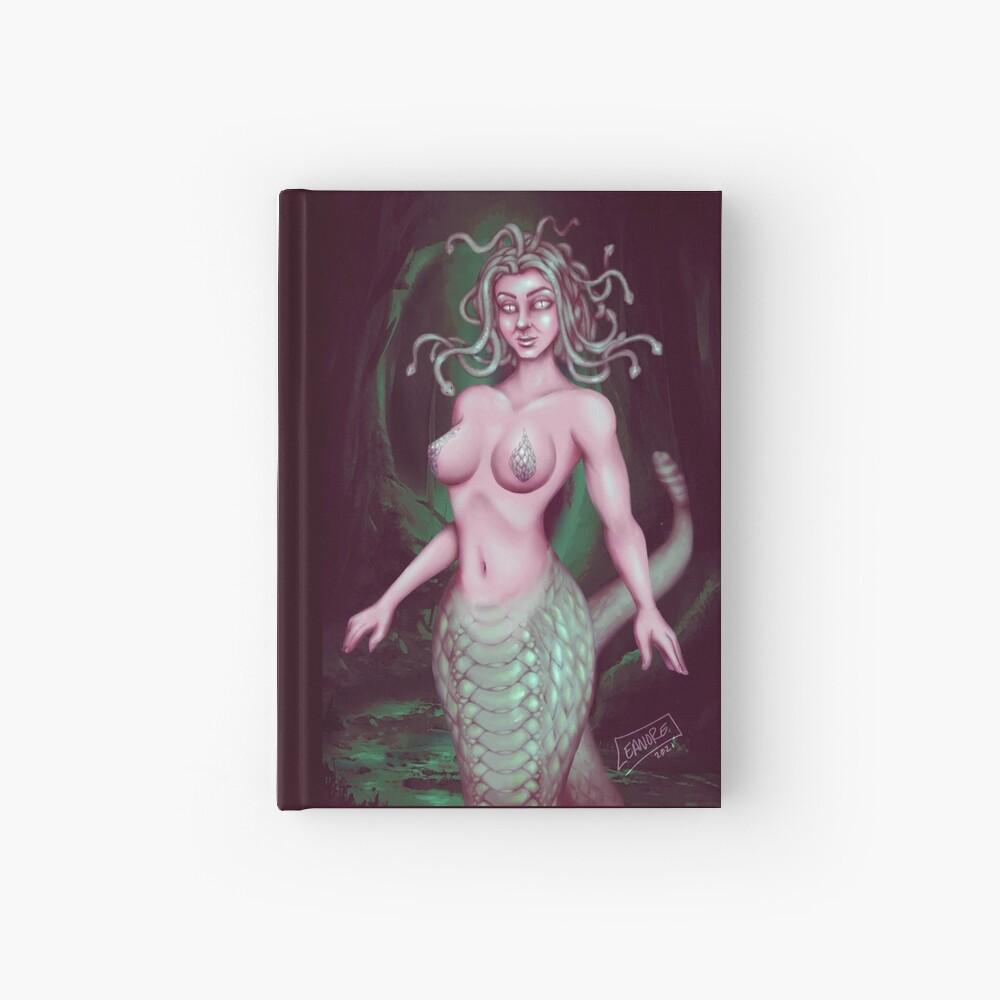Medusa: Stone Cold Beauty Hardcover Journal