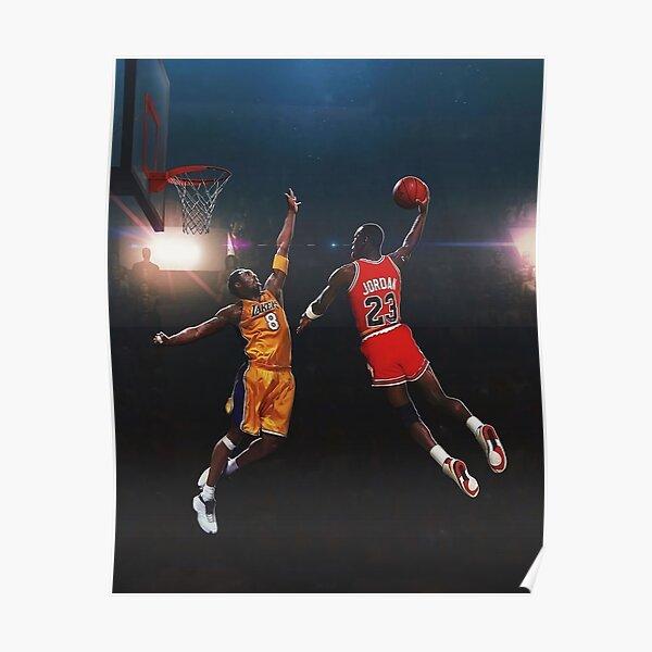 Fondos de pantalla Jordan Jump Art Póster