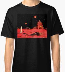 CITY ON MARS Classic T-Shirt