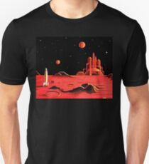 CITY ON MARS Unisex T-Shirt