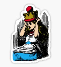 Queen Alice Sticker
