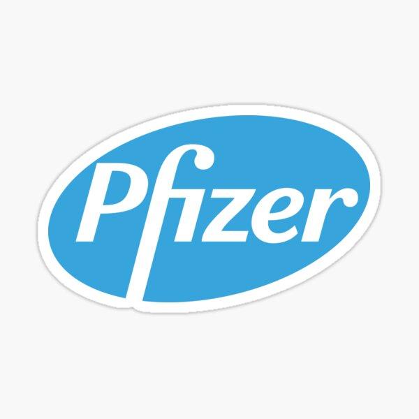 Pfizer Sticker