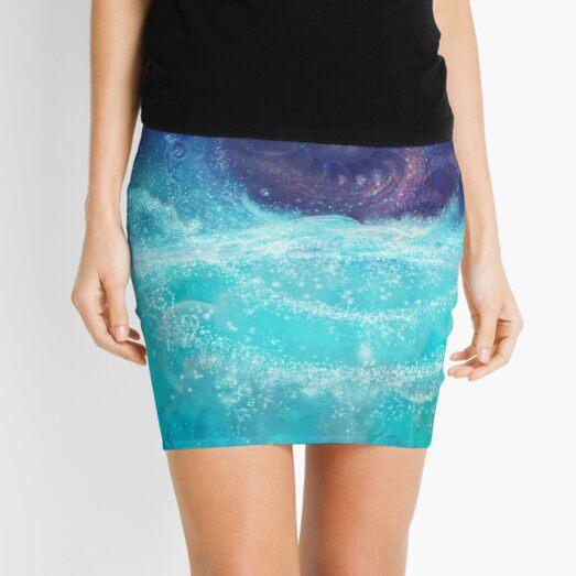 Oceana Depths Mini Skirt