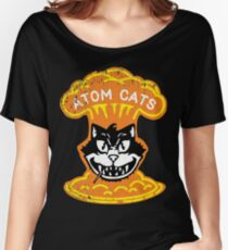 Atom Cats! Women's Relaxed Fit T-Shirt