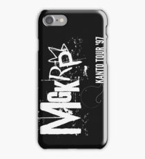 Pseudo Band   MGKRP - Kanto Tour iPhone Case/Skin