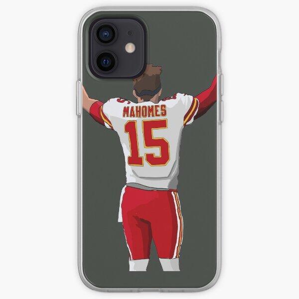 Handdrawn Pat Mahomies iPhone Soft Case