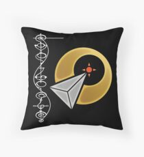 Infinite Diversity in Infinite Combinations (IDIC) Throw Pillow