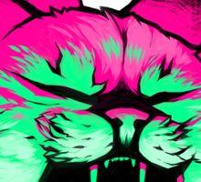 Acid Kitten Sticker
