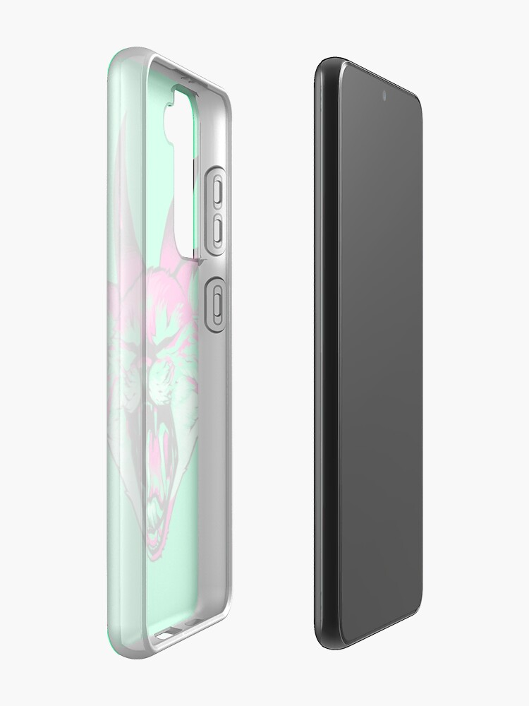 Alternate view of Acid Kitten Case & Skin for Samsung Galaxy