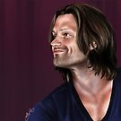 Jared Smile by mostly10