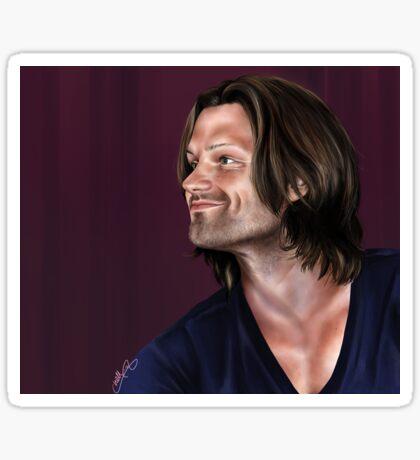 Jared Smile Sticker