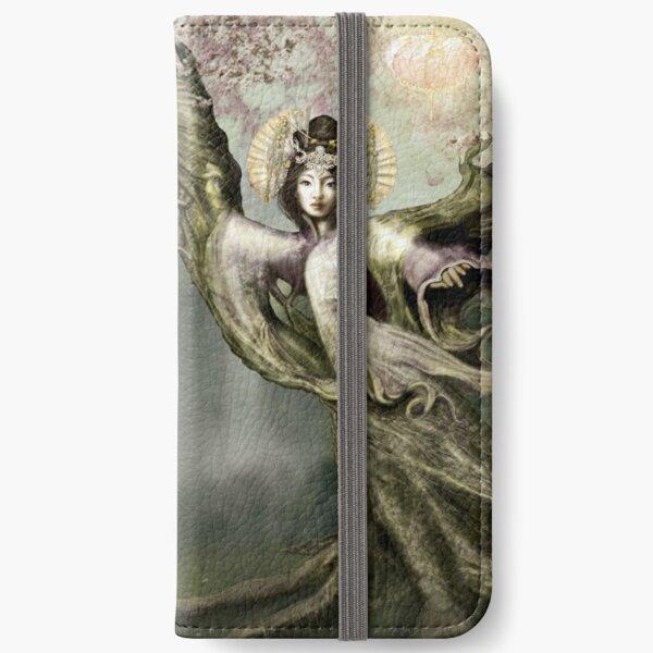 Sakura Mythic Dryad iPhone Wallet