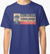 Bleib cool mit Coolidge Classic T-Shirt