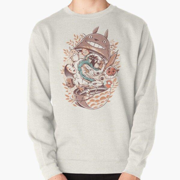 Box Pullover Sweatshirt