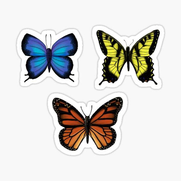 Beautiful Butterflies Sticker