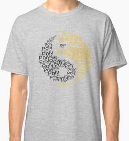Polysynchronous  Classic T-Shirt