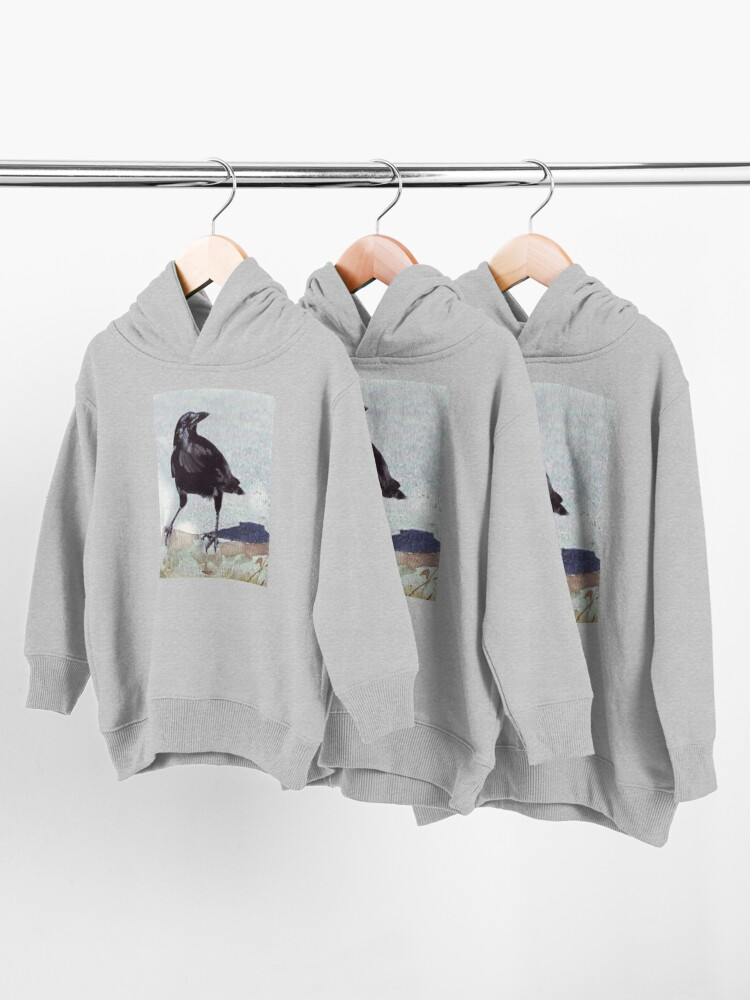 Alternate view of Keepers of the Sacred Law Toddler Pullover Hoodie
