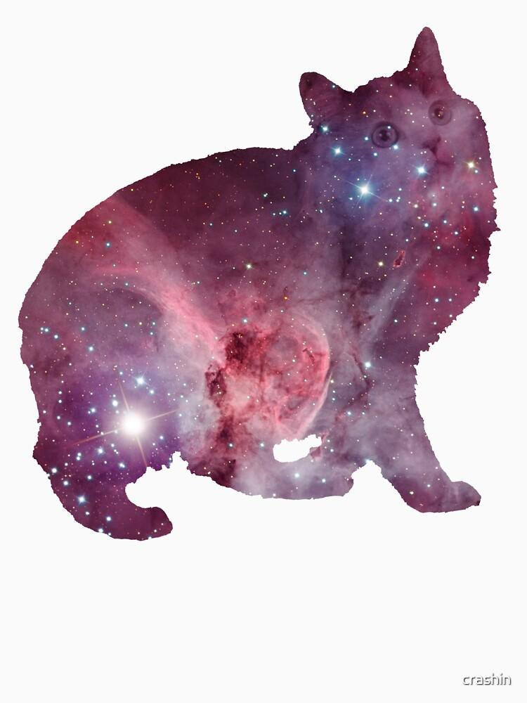 Nebula Kitty | Unisex T-Shirt