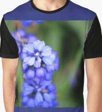 Grape Hyacinth - Muscari botryoides Graphic T-Shirt