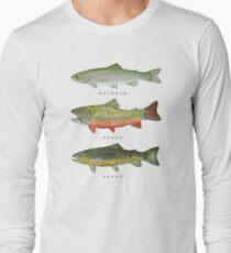 027f6029408 Trout Triad Long Sleeve T-Shirt
