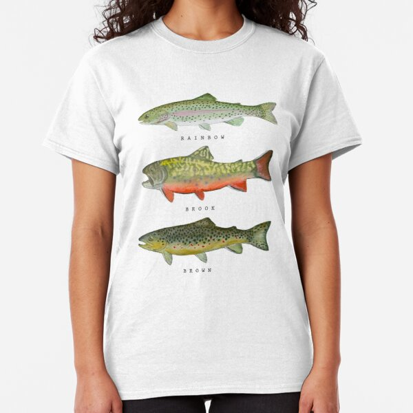 Trout Triad Classic T-Shirt