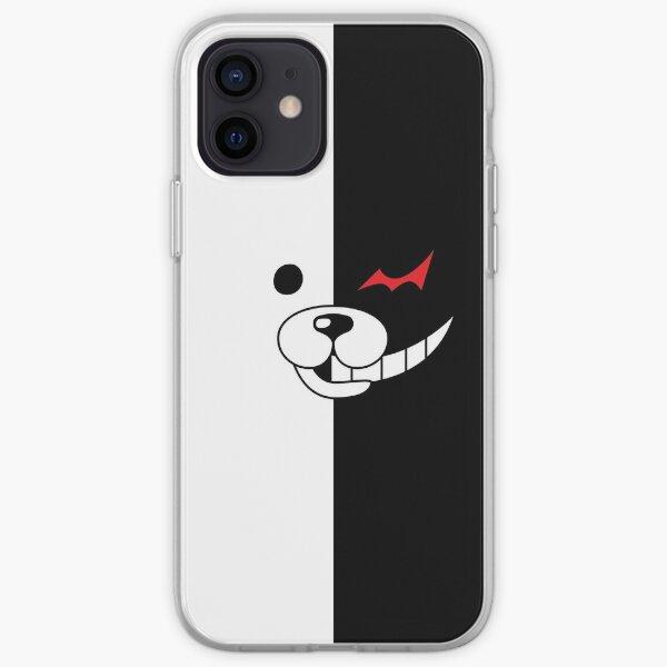 Danganronpa - Monokuma Funda blanda para iPhone