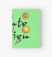 Pokemon Gym Badges: Kanto Hardcover Journal