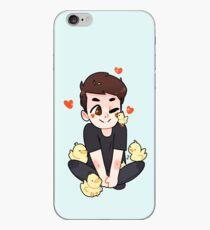 Dan & Ducklings iPhone Case