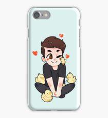 Dan & Ducklings iPhone Case/Skin
