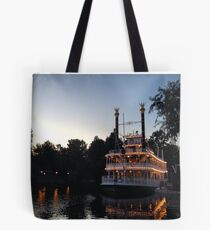 A night on the river Tote Bag