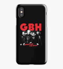 Charged GBH iPhone Case/Skin