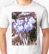 Crocus Infrared Unisex T-Shirt