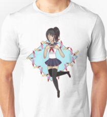 Yandere dere dere Unisex T-Shirt