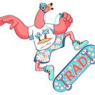 Stay Rad by saracapello