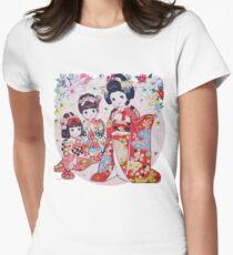 Retro 80s Japanese Children's Puzzle by Apollo Sha T-Shirt