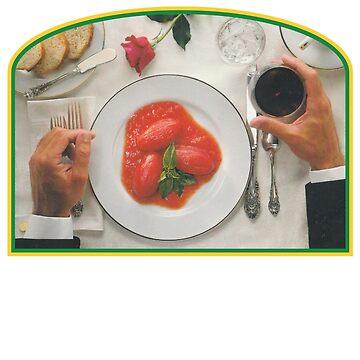 Tomato Dinner by crippledvulture
