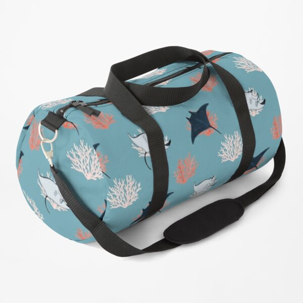 Dance of the Manta ray Duffle Bag