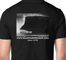 Kneeboard Surfer at Pipeline North Shore Hawaii Unisex T-Shirt