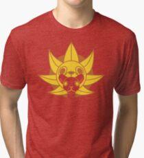 The Great Pirate ship Tri-blend T-Shirt