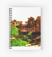 Triassic Park Spiral Notebook